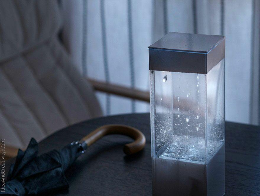 tempescope جعبه ای آب هوای فردا را نشان می دهد