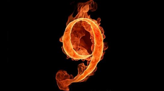 چرا عدد ۹ از چنین قدرتی برخوردار است؟