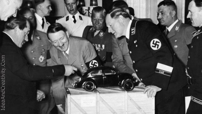 هدف نازیها این بود که به خانوادههای آلمانی اجازه دهند با پسانداز تنها چند مارک در هفته صاحب ماشین شوند