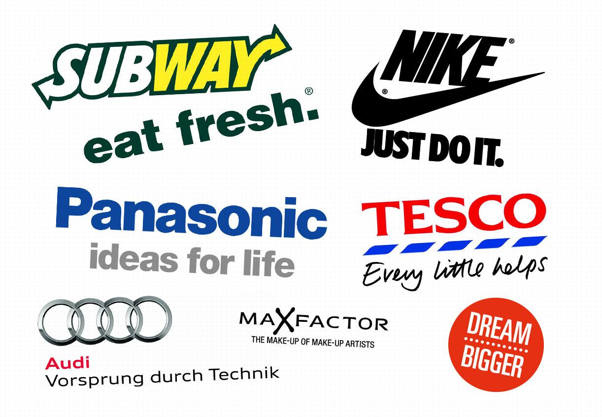 شعارهای تبلیغاتی موفق