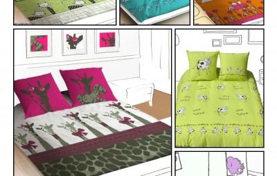 طرح های جالب و بانمک برای تخت خواب کودکان