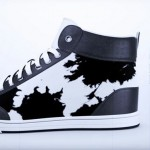 رنگ کفش هایتان را خودتان را عوض کنید