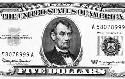 5 دلار