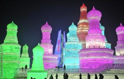 فستیوال زمستانی در چین