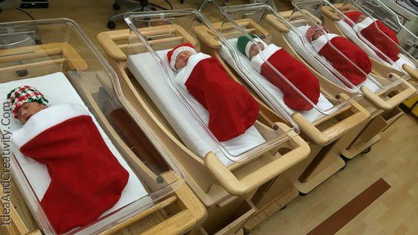 کریسمس در بیمارستان