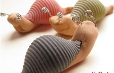۷ اثرهنری و صنایع دستی خلاقانه با ماکارونی