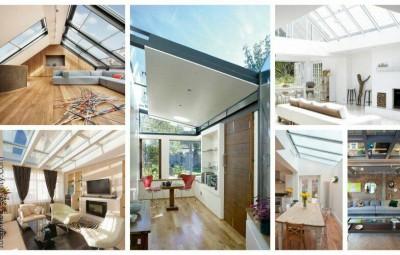 سقف های شیشه ای که هوس می کنید شما هم داشته باشید