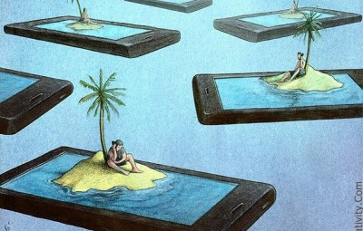 اعتیاد به تکنولوژی