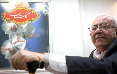 محمد رضا گرامی، بنیان گذار برند گلستان