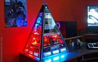 کیس های بسیار جالب و خلاقانه برای ابر کامپیوترهای شخصی