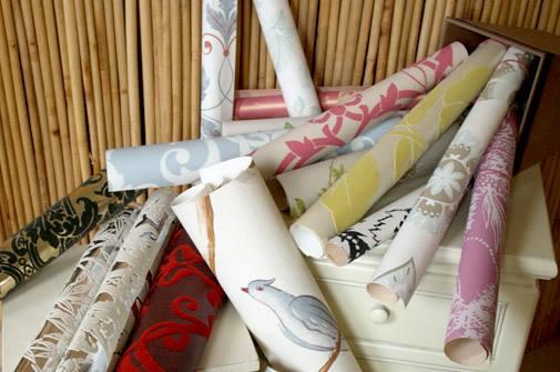تولید کاغذ دیواری یک سرمایه گذاری آینده دار