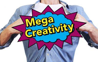 آموزش مگا خلاقیت در سایت ایده و خلاقیت