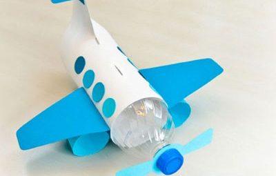با بطری پلاستیکی کاردستی درست کنیم