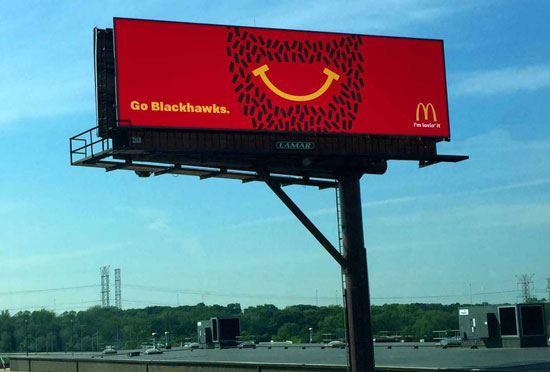 با ریش و لبخند برو بلک هاوکس!