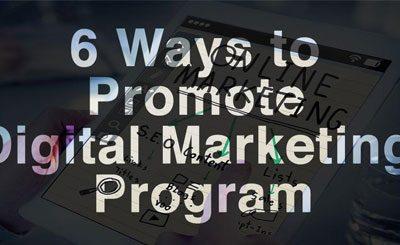 ۶ راه توسعه برنامه دیجیتال مارکتینگ