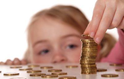آموزش راههای ثروتمند شدن به کودکان