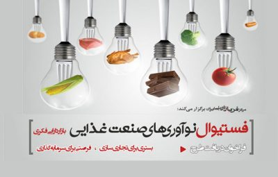 کمیته فنی ارزیابی اختراعات فستیوال صنعت مواد غذایی برگزار شد
