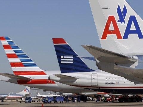 مورد کاوی: خطوط هوایی آمریکا