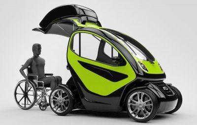 خودرو ویژه معلولان