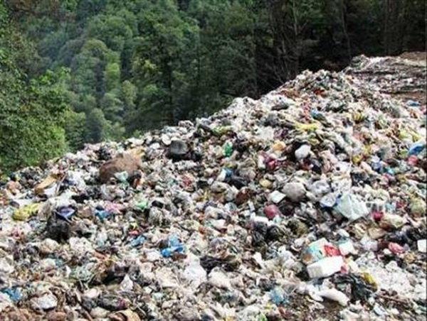 ایده بیابید: دفن زباله عروس شهرهای شمال در جنگل