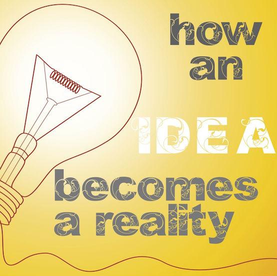 از ایده تا واقعیت ۸: به ایده تان رنگ واقعیت دهید