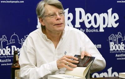 22 lessons from Stephen King on how to be a great writer