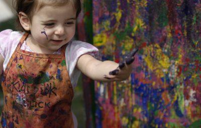 اصول مهم آموزش هنر خلاقه به کودکان