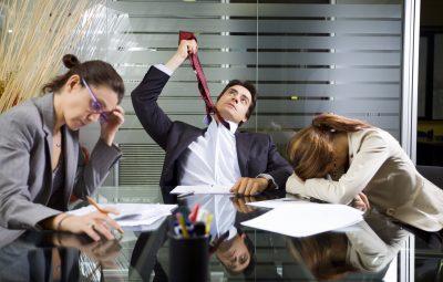 3 روش مدیریتی که باعث دیوانگی گروه می گردد