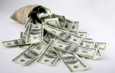کسب ثروت بزرگ با دانستن یک راز بزرگ