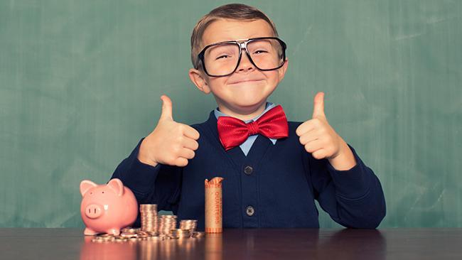 ۷ ایده کسب و کار کوچک برای فرزندان