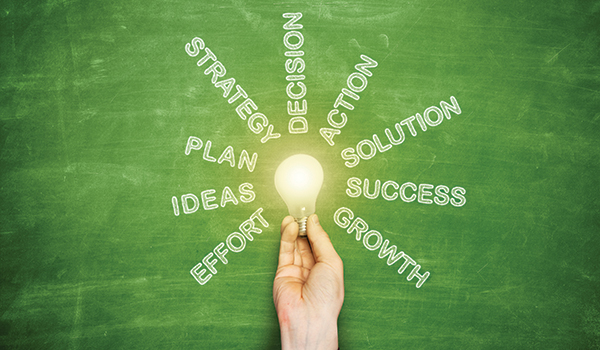 بسط دادن ایده ها
