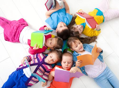 ایده هایی برای کتابخوان کردن کودکان