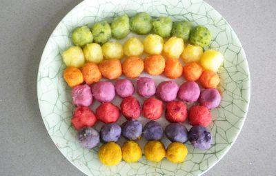 تولید رنگ های طبیعی یک سرمایه گذاری سودآور