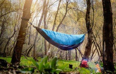 طراحی یک کیسه خواب معلق سازگار با محیط