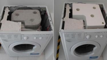 چرا این ایده در ساخت ماشین لباسشویی به فکر کسی نرسیده بود؟