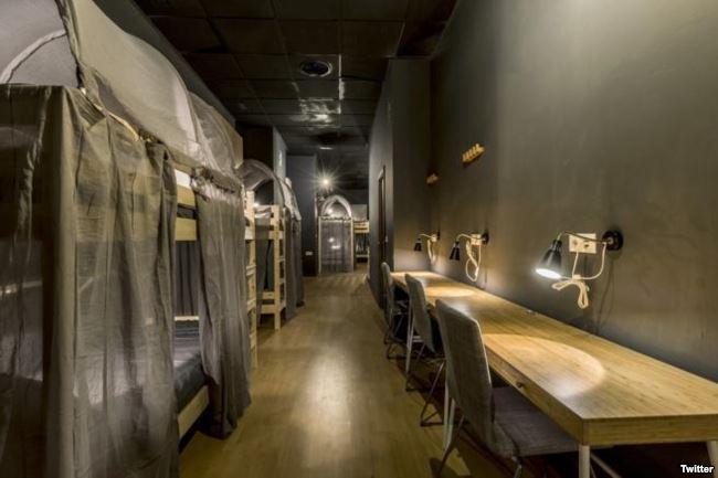 ایجاد فضاهایی مطلوب برای چرت نیمروز کارمندان ایده شرکت اسپانیایی