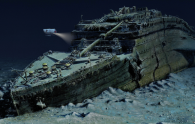 نامه مسافر آمریکایی کشتی «تایتانیک» بیش از ۱۶۰ هزار دلار فروخته شد