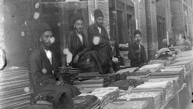 پارچه فروشان تهران