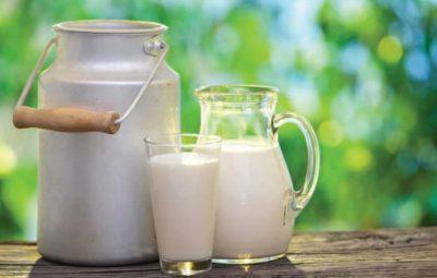 یک لیتر شیر بدون ریختن یک قطره