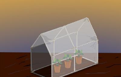 ایده های فوق العاده برای ساخت محیط گلخانه ای