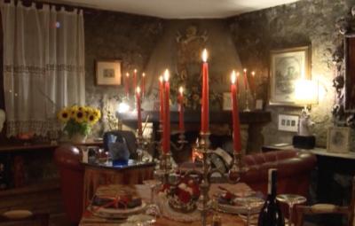 ابتکار رستوران ایتالیایی: فضای خلوت و رمانتیک برای شام: هر زوج ۵۰۰ یورو