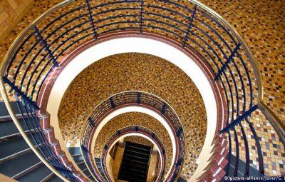 راهپلههای زیبای هامبورگ