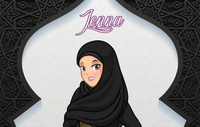 عروسکی شبیه باربی که قرآن آموزش میدهد