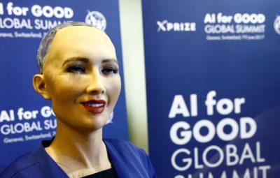 «سوفیا» رباتی که میخواهد خانواده تشکیل دهد