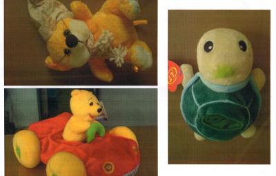 عروسک های خوشبو تولید کنید